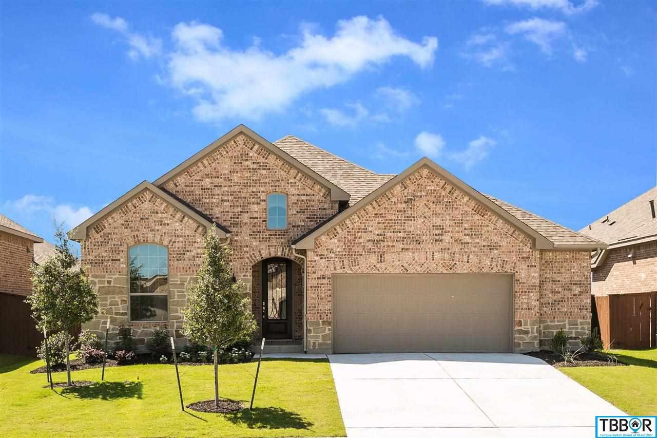 425 Miracle Rose Way, Liberty Hill TX 78642 - Photo 1
