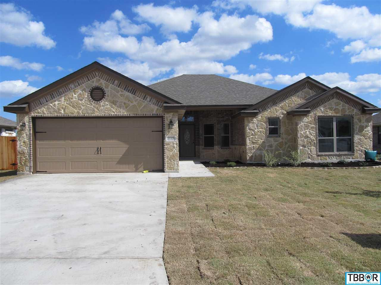 2025 Briar Hollow Drive, Temple TX 76502 - Photo 1