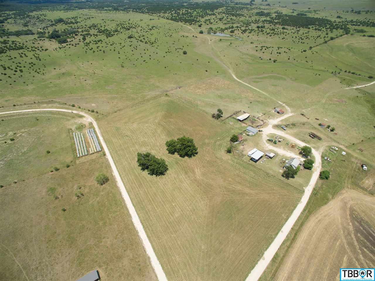 152.64 Acres County Road 58, Copperas Cove TX 76522 - Photo 1