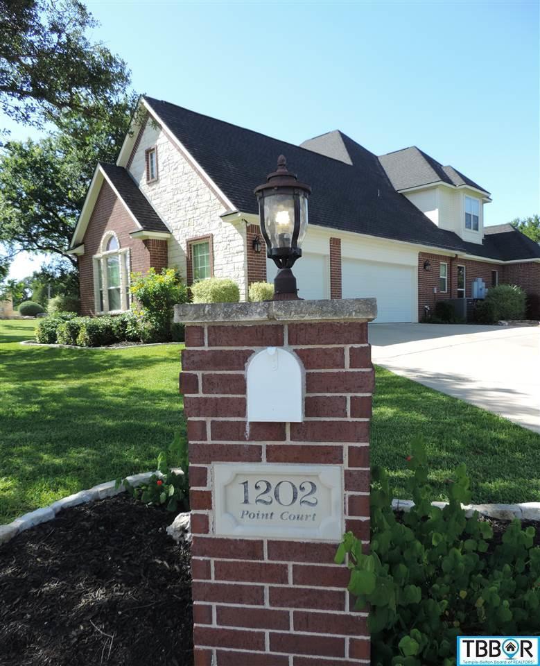 1202 Point Court, Belton TX 76513 - Photo 2