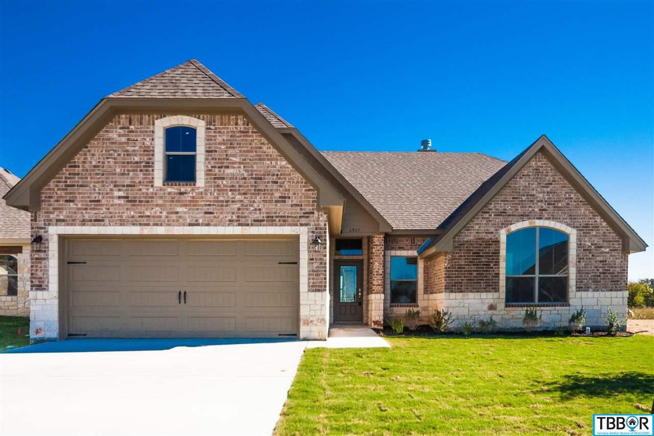 2927 Crystal Ann Drive, Temple TX 76502 - Photo 1
