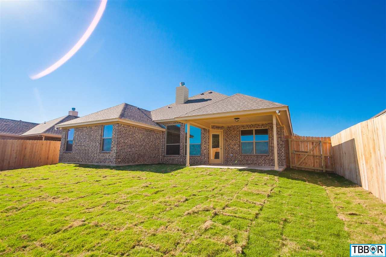 2917 Crystal Ann Drive, Temple TX 76502 - Photo 1