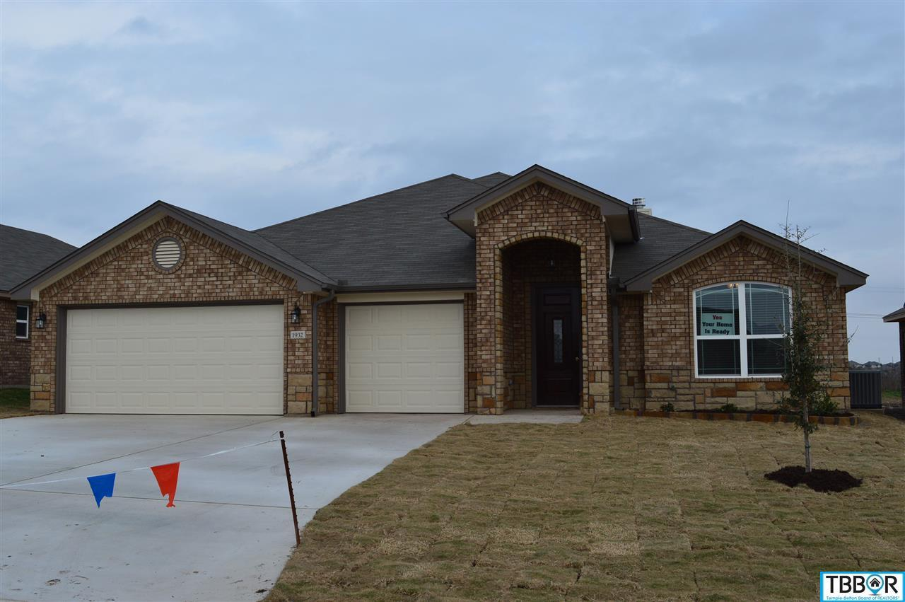 1932 Thicket Trail, Temple TX 76502 - Photo 1