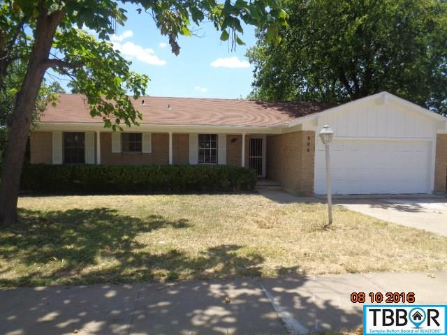 806 E Jasper, Killeen TX 76548 - Photo 1