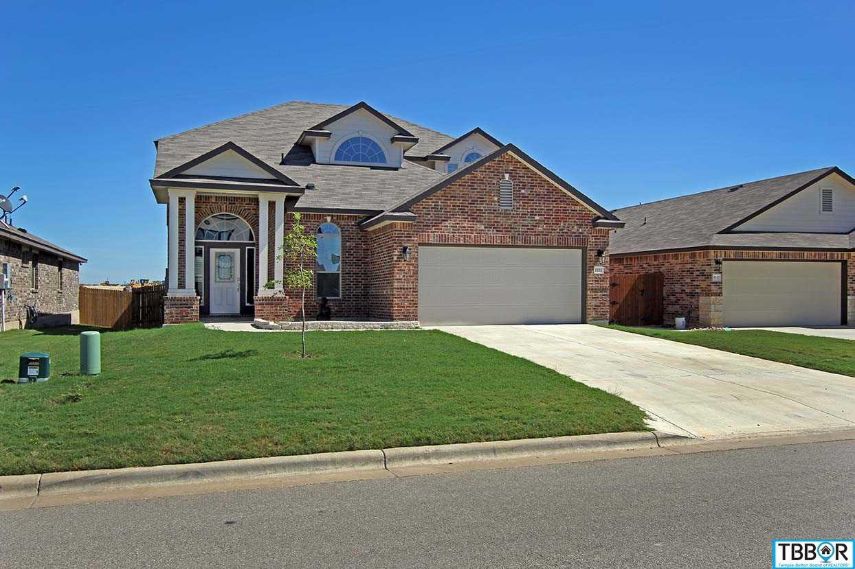 1321 Fawn Lily Drive, Temple TX 76502 - Photo 1
