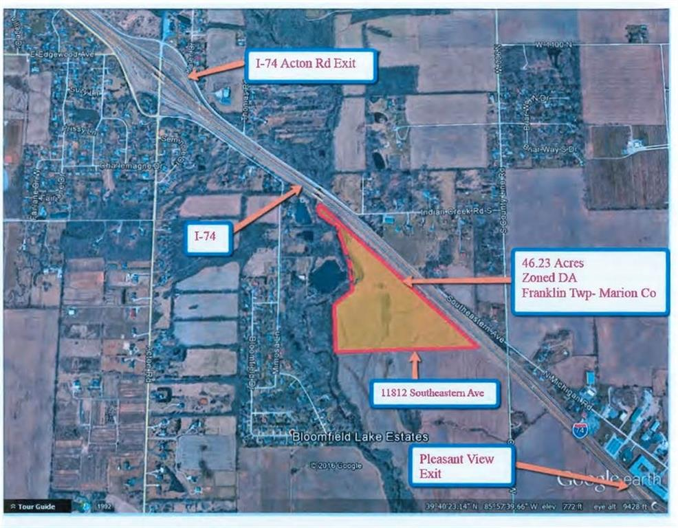 11812 Southeastern Avenue, Indianapolis IN 46259 - Photo 1