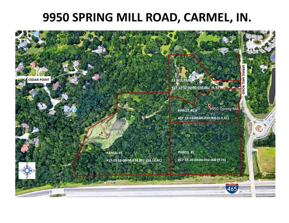 9950 Spring Mill Road, Indianapolis IN 46290 - Photo 1