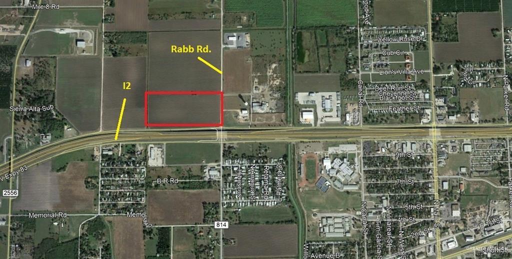 00 N Rabb Road, La Feria TX 78559