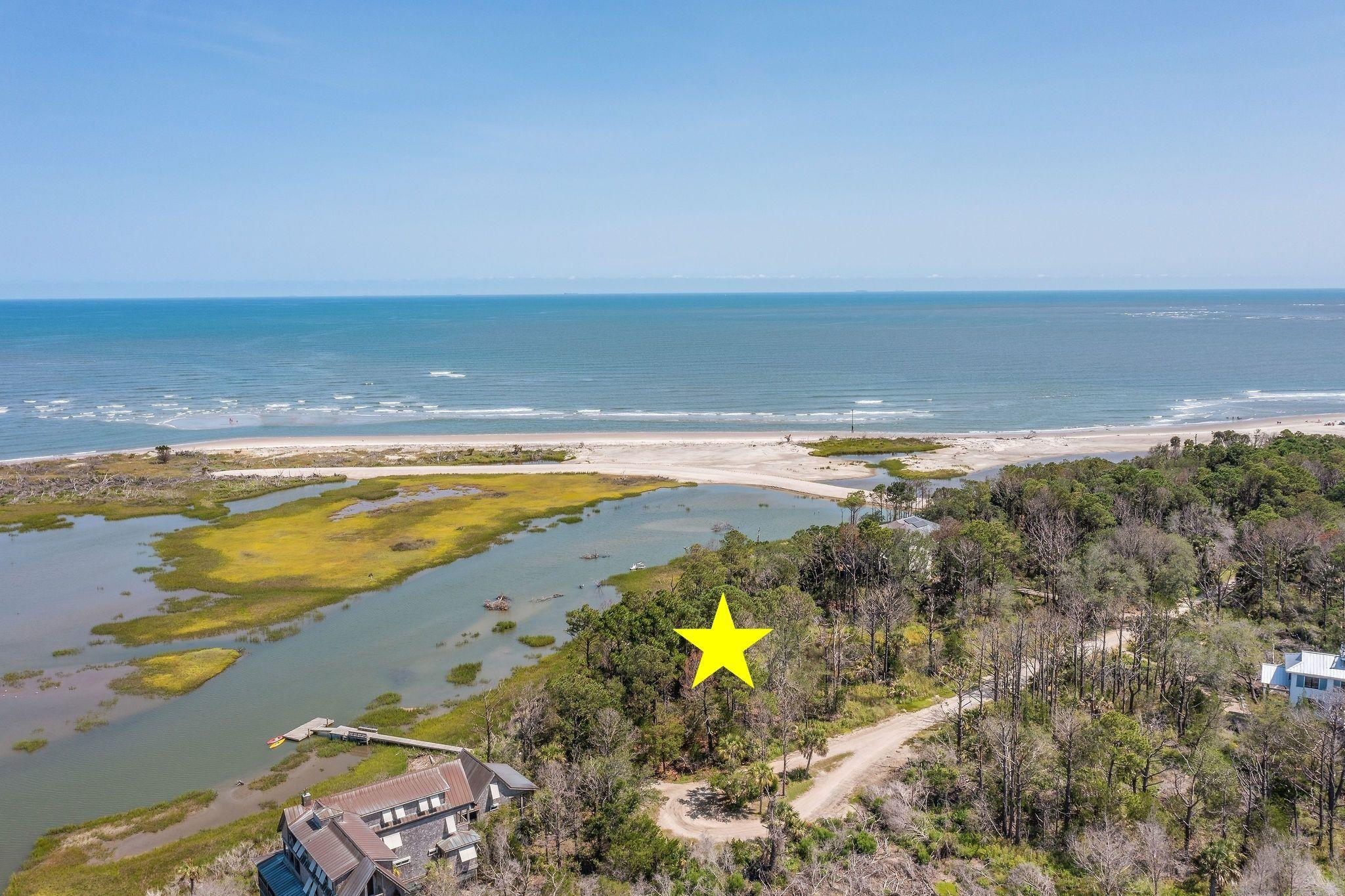 429 Pelican Flight Dr Lot 45, Dewees Island SC 29451