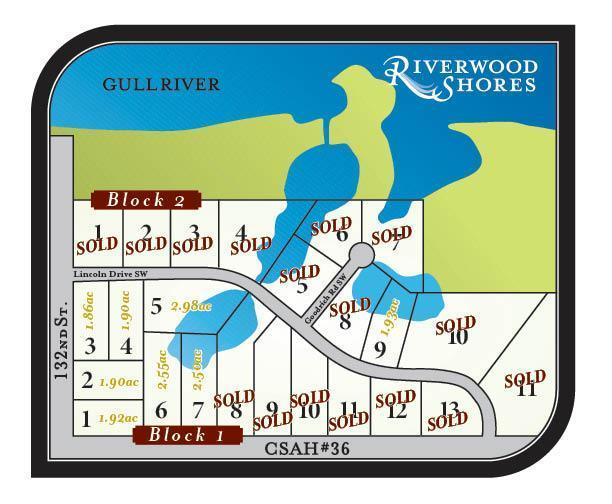 Lot 5 Blk 1 Riverwood Shores, Pillager MN 56473 - Photo 1