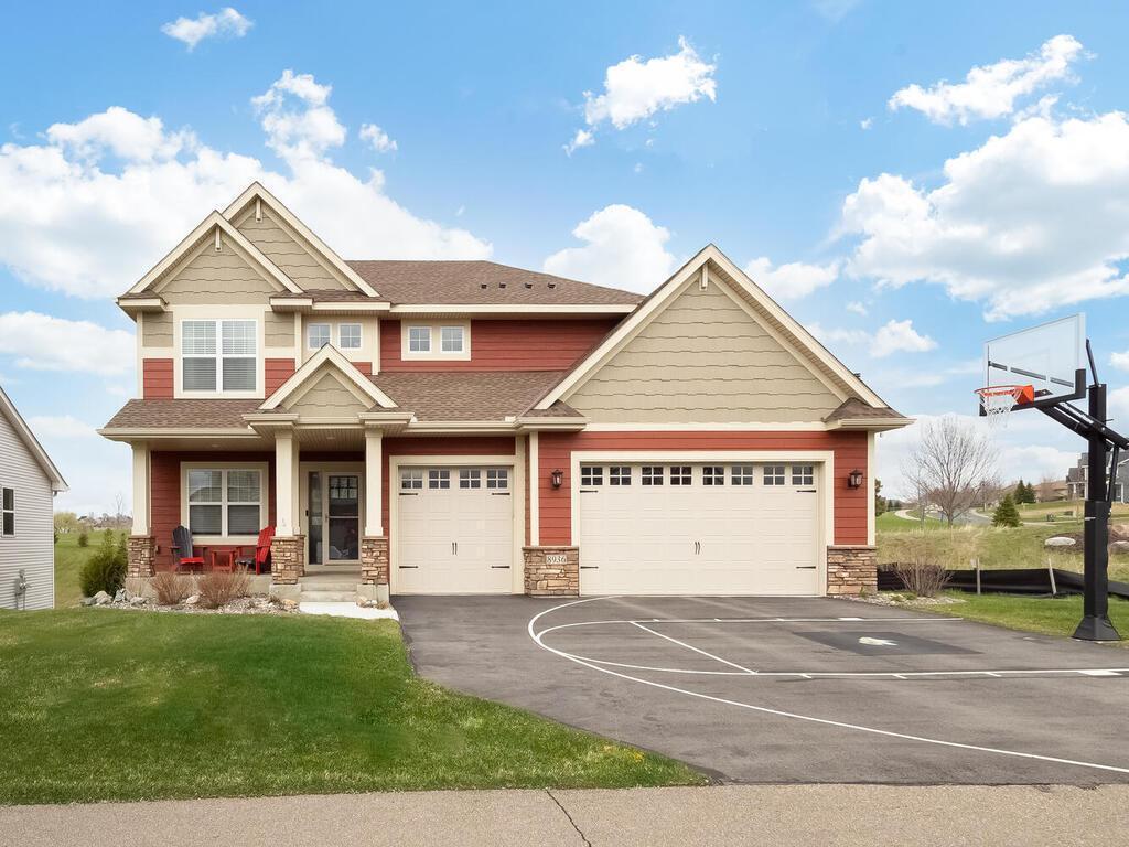 8936 Lakeside Drive, Victoria MN 55386 - Photo 1