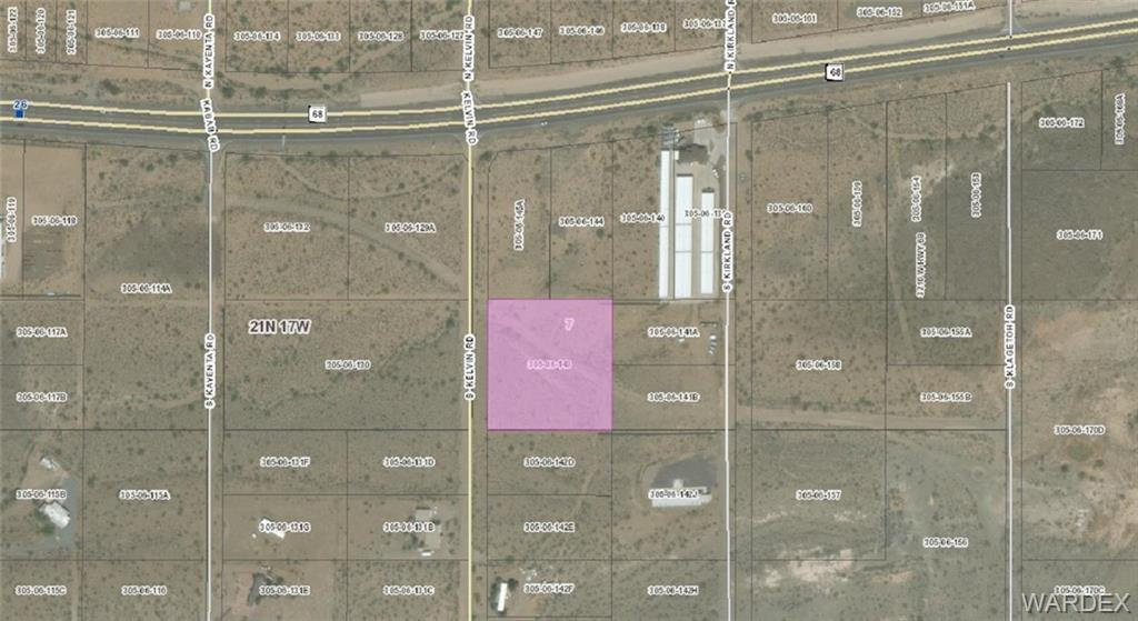 Lot 12 Kelvin Road, Golden Valley AZ 86413