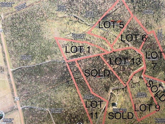 7-lot Grants Run Road, Washington Twp OH 45153 - Photo 2
