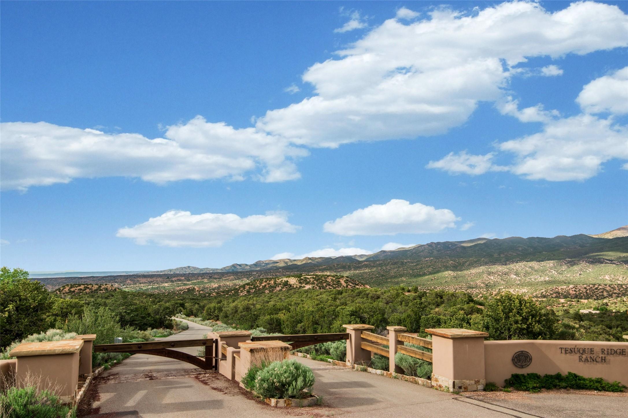 Lot 5, 71 Tesuque Ridge Lot 5, Santa Fe NM 87501 - Photo 2