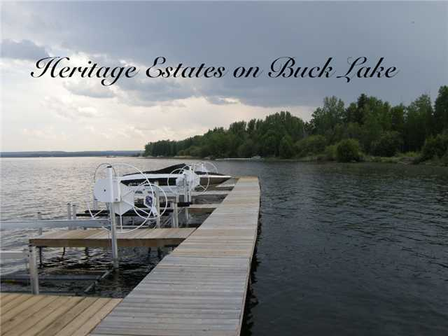 Lot 10, Heritage Estates, Buck Lake, Alberta Es, Wetaskiwin County AB T0C0T0 - Photo 1