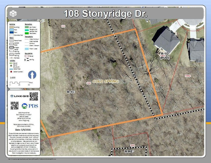 108 Stonyridge Drive # Lot7b, Cold Spring KY 41076 - Photo 1
