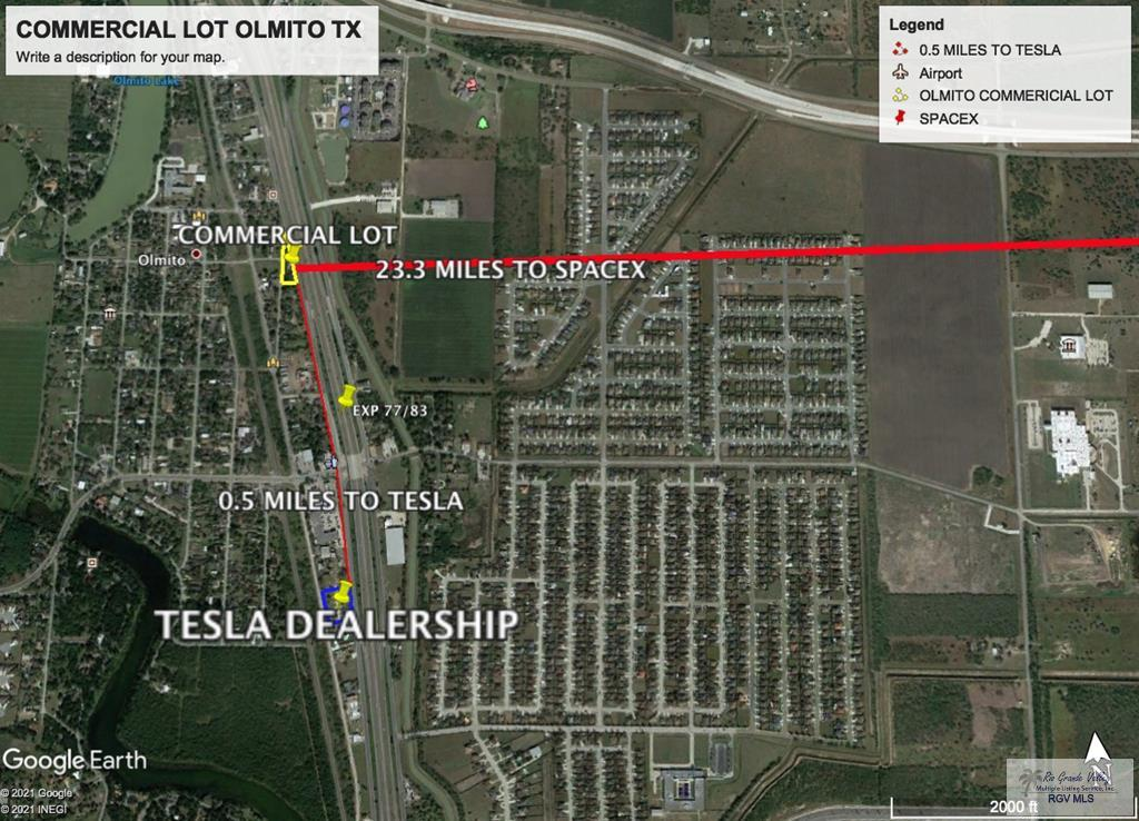 0 Frontage Rd., Olmito TX 78526 - Photo 1