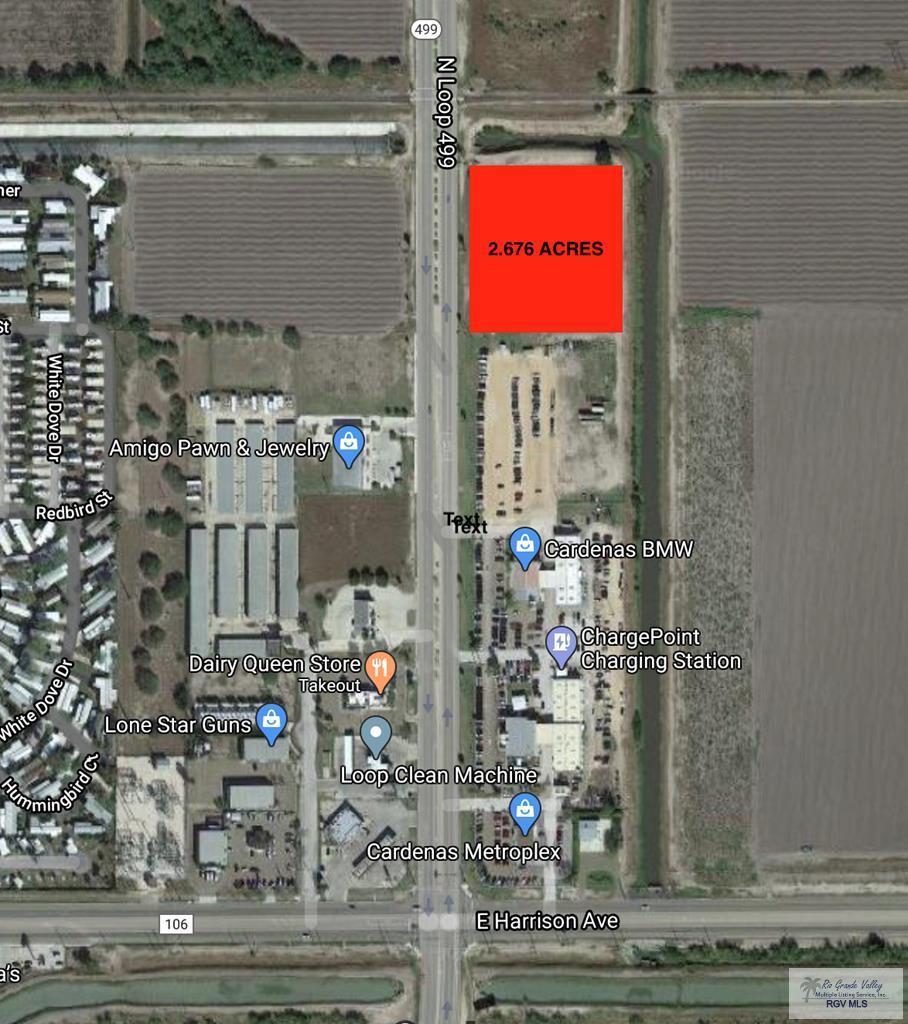 2.676 Ac Loop 499, Harlingen TX 78550