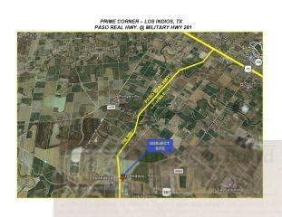 6 Acres Military Hwy., Los Indios TX 78586