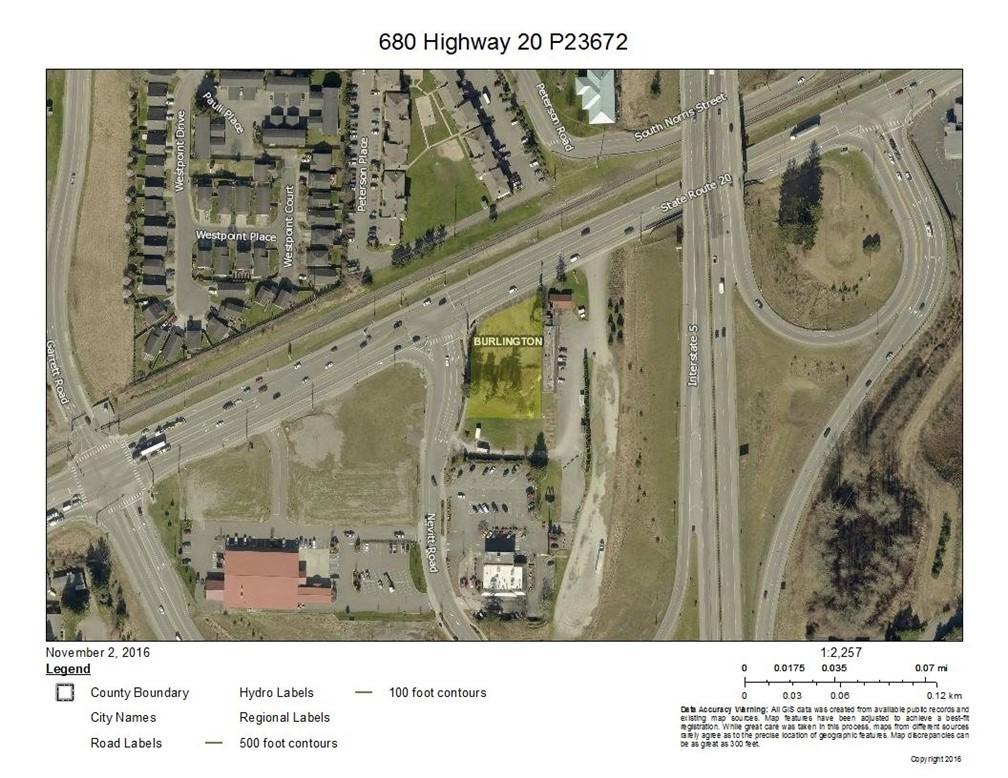 680 W Highway 20, Burlington WA 98233