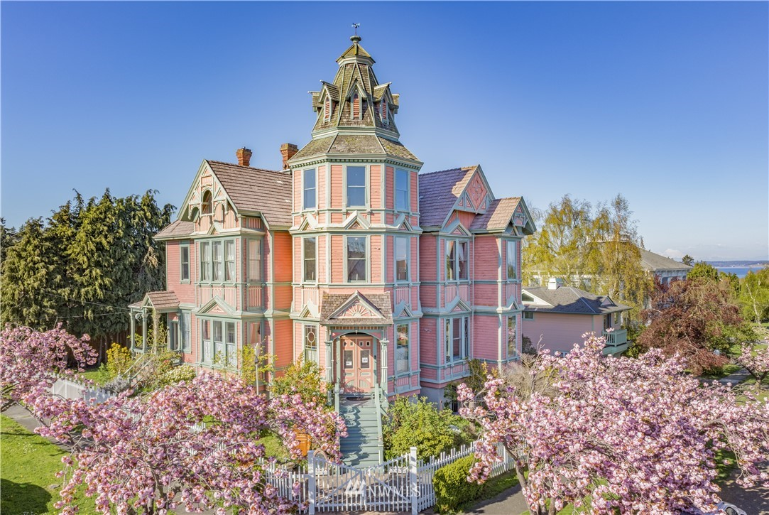 Expensive Port Townsend Real Estate
