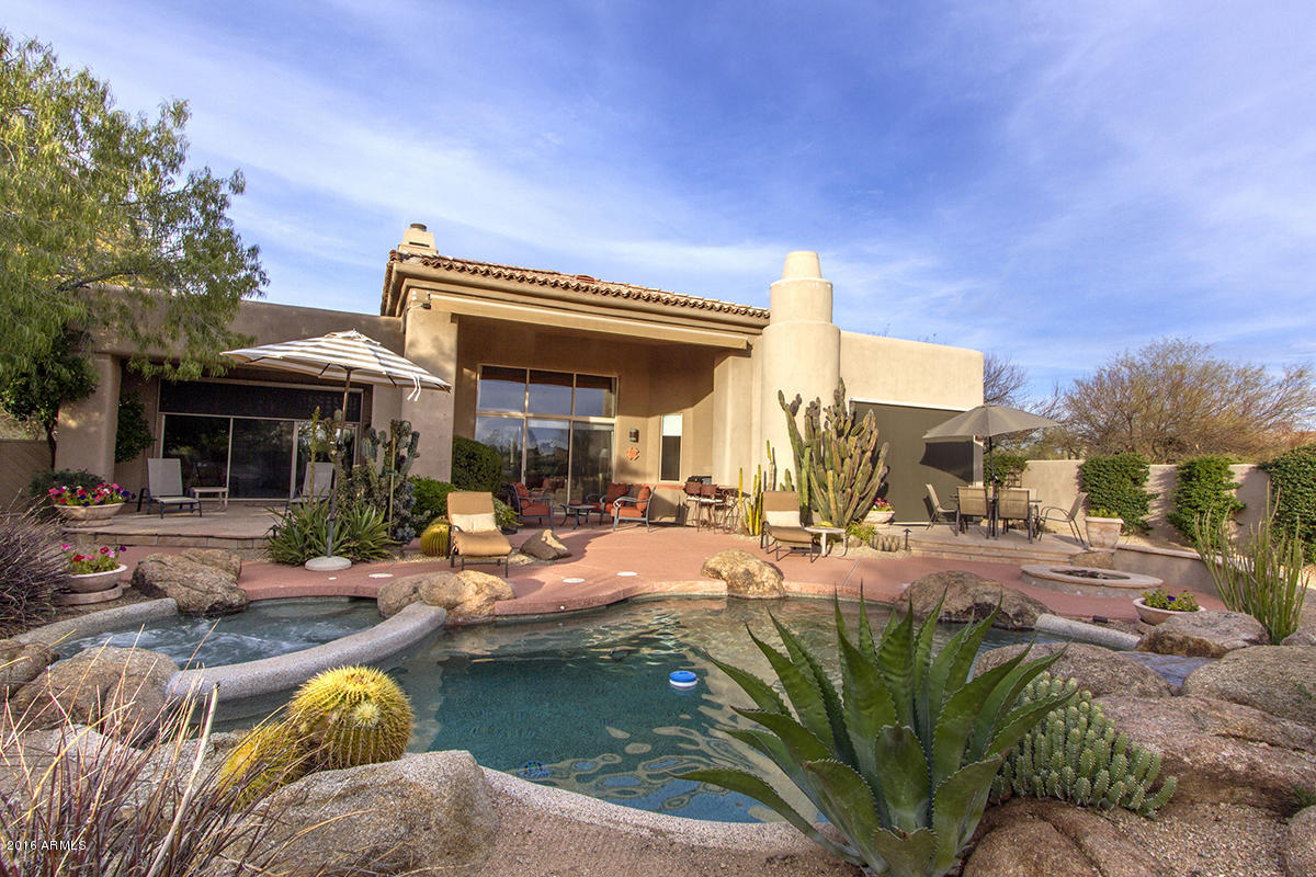 7485 E Tumbleweed Drive, Scottsdale AZ 85266 - Photo 2