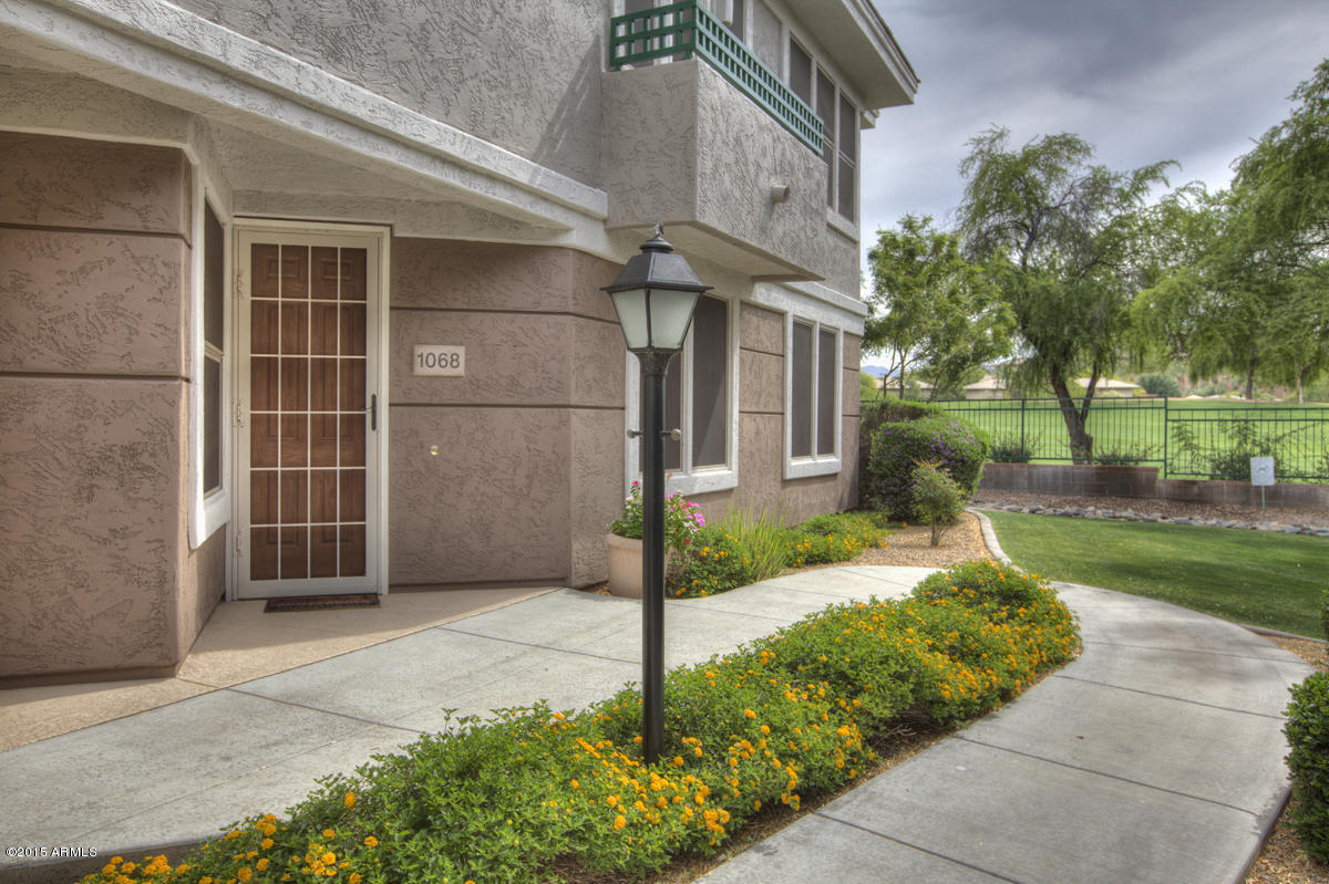 15221 N Clubgate Drive, Unit 1068, Scottsdale AZ 85254 - Photo 1