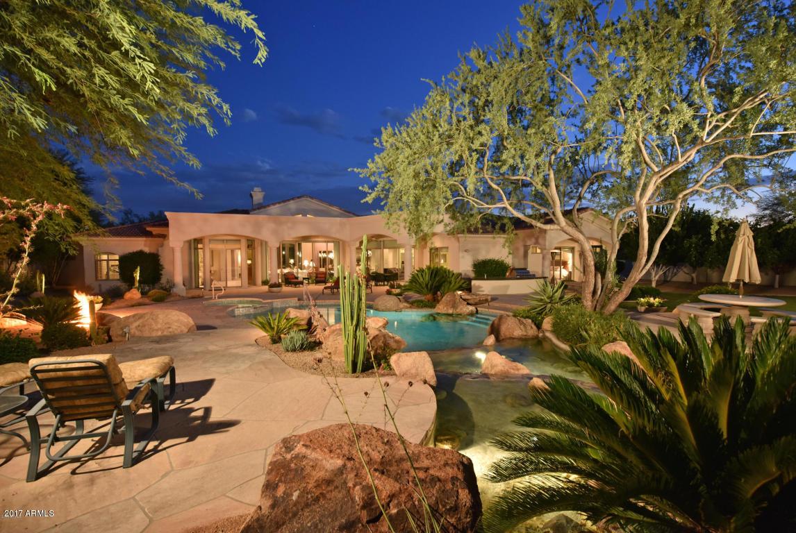 8350 E Via Del Sol Drive, Scottsdale AZ 85255 - Photo 1