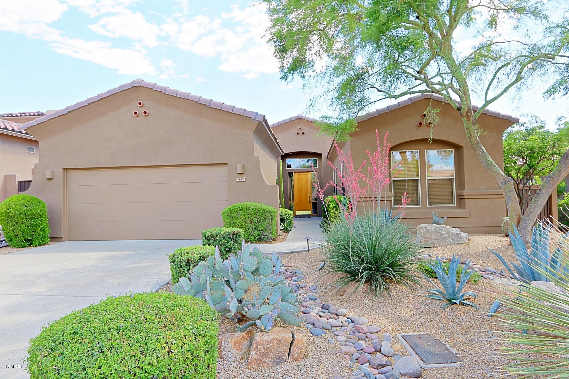 7347 E Eagle Feather Road, Scottsdale AZ 85266