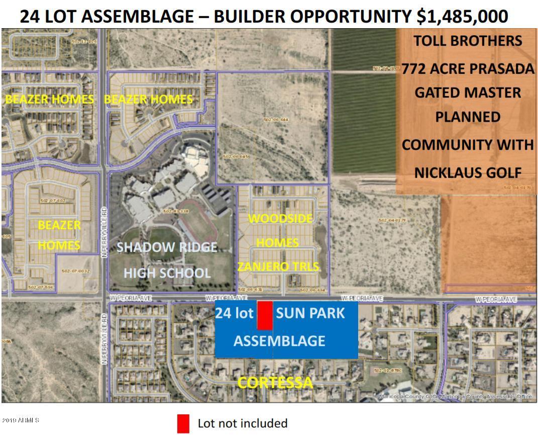 18357 W Peoria Avenue, Waddell AZ 85355 - Photo 1
