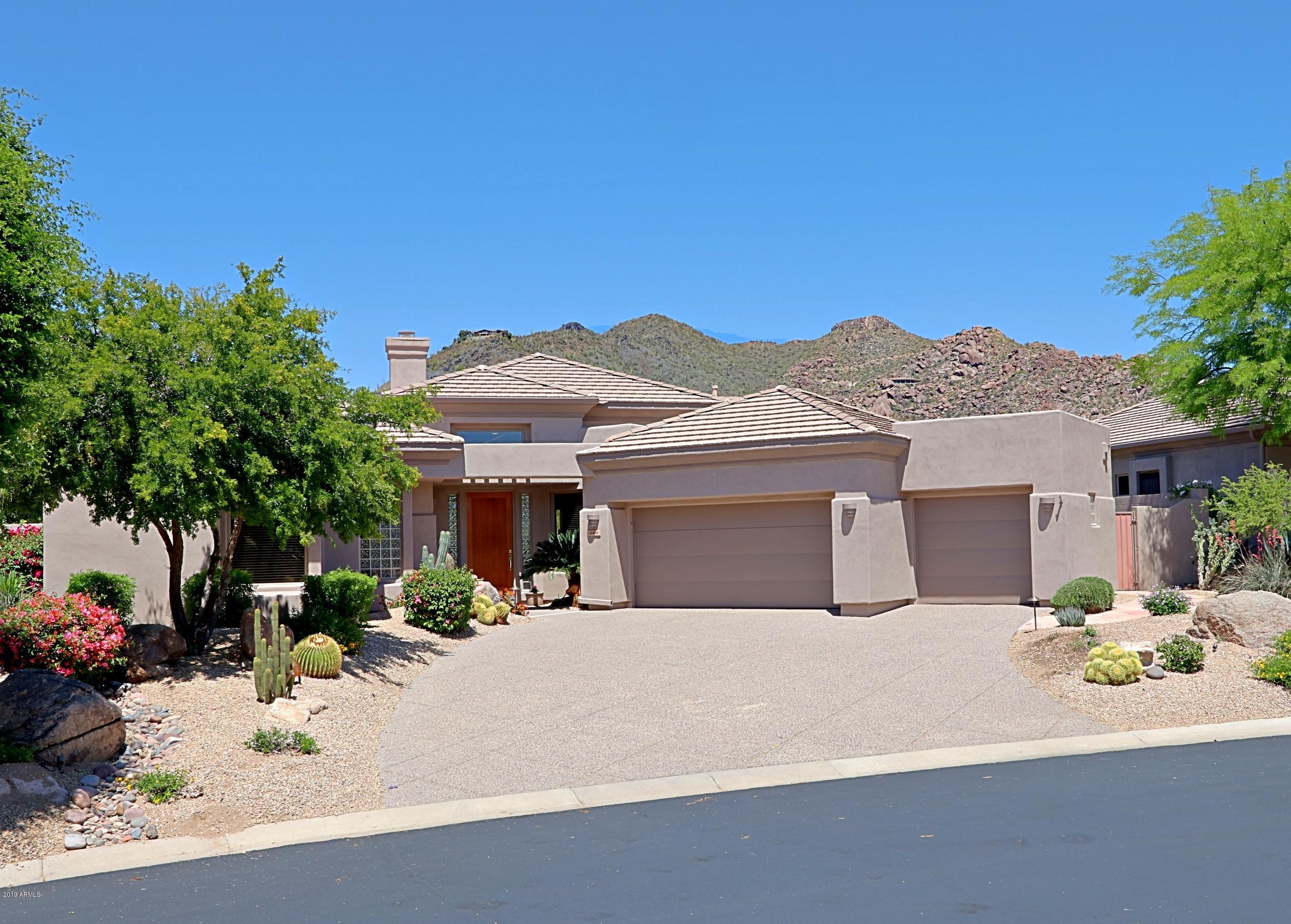 6564 E Whispering Mesquite Trail, Scottsdale AZ 85266