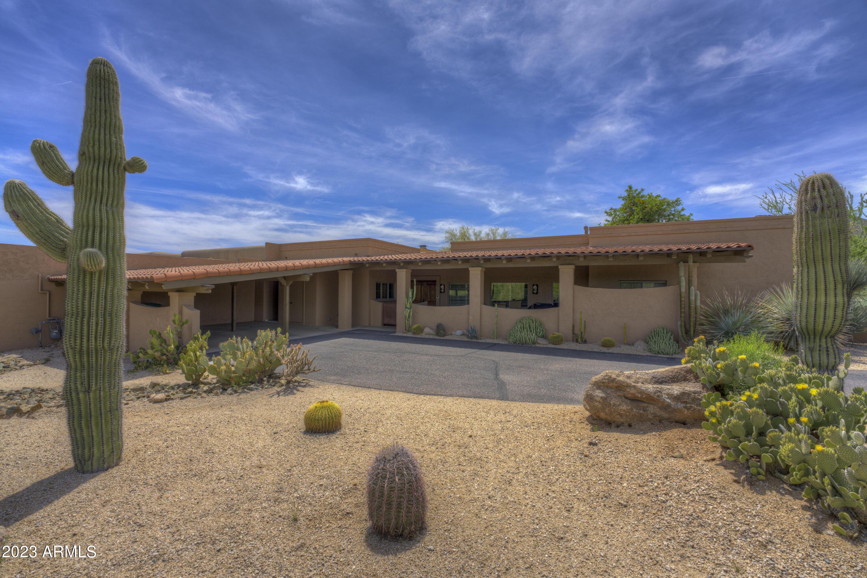 1103 E Ocotillo Circle, Carefree AZ 85377 - Photo 1