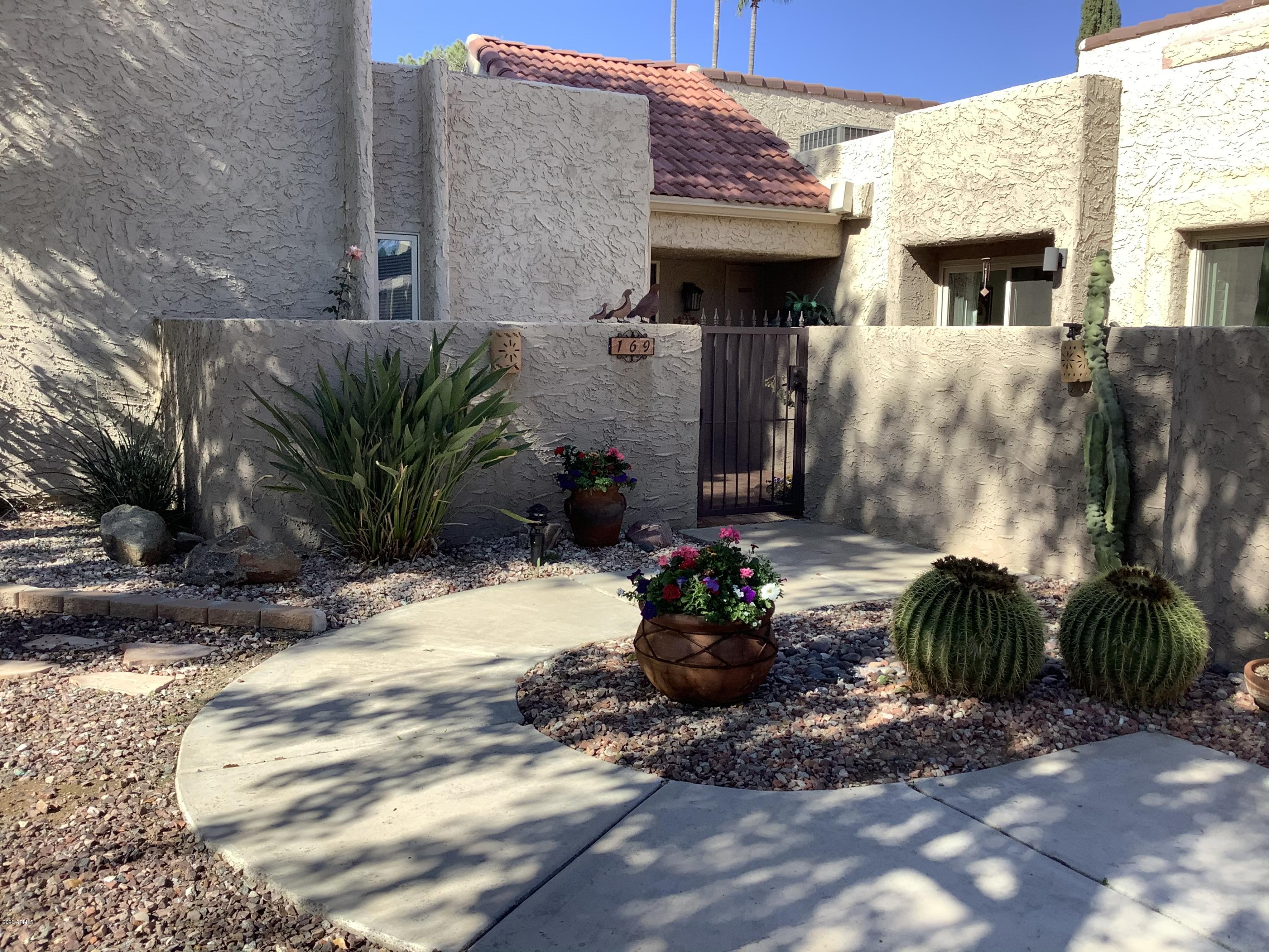 7425 N Via Camello Del Norte --, Unit 169, Scottsdale AZ 85258