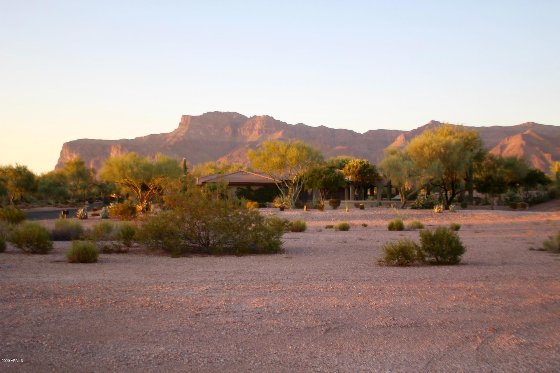 3873 S Gambel Quail Way, Gold Canyon AZ 85118