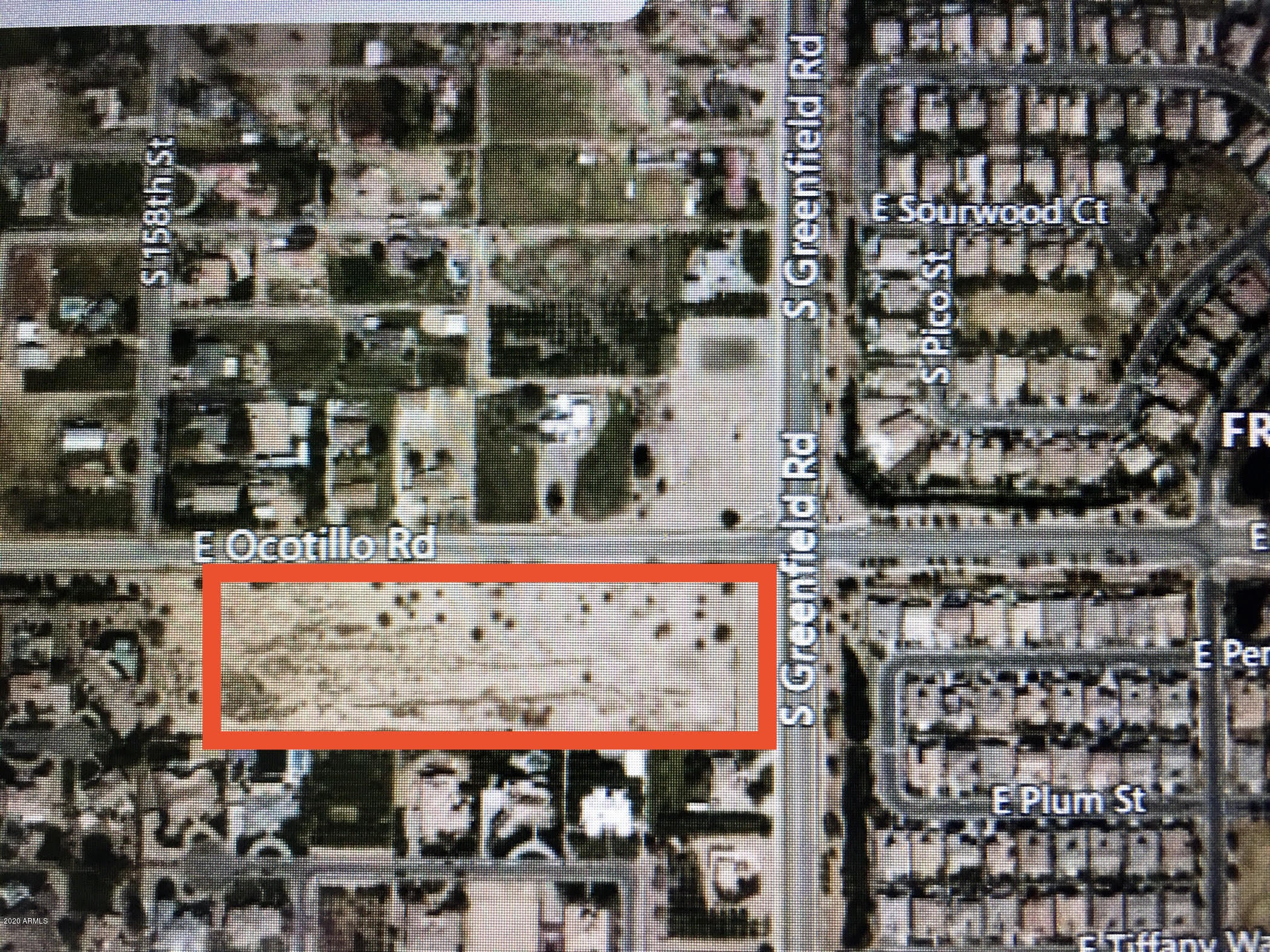 0 Sw Ocotillo & Greengield Road, Gilbert AZ 85298 - Photo 1