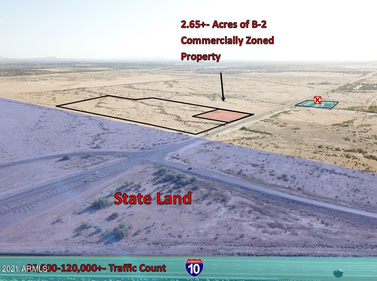 -- Swc Mccartney & Henness 2.65 Road, Casa Grande AZ 85122 - Photo 1