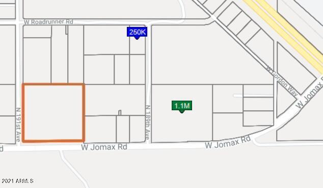 26631 N 191st Avenue, Wittmann AZ 85361