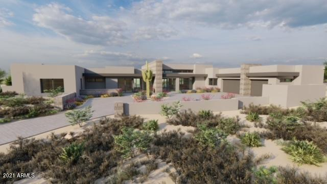 Expensive Desert Mountain Phase 1 Unit 1 Lot 1-205 Tr A Real Estate