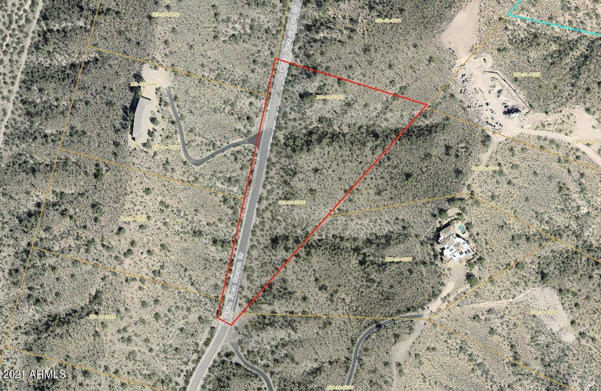 0 N White Face Canyon Drive, Fort Mcdowell AZ 85264