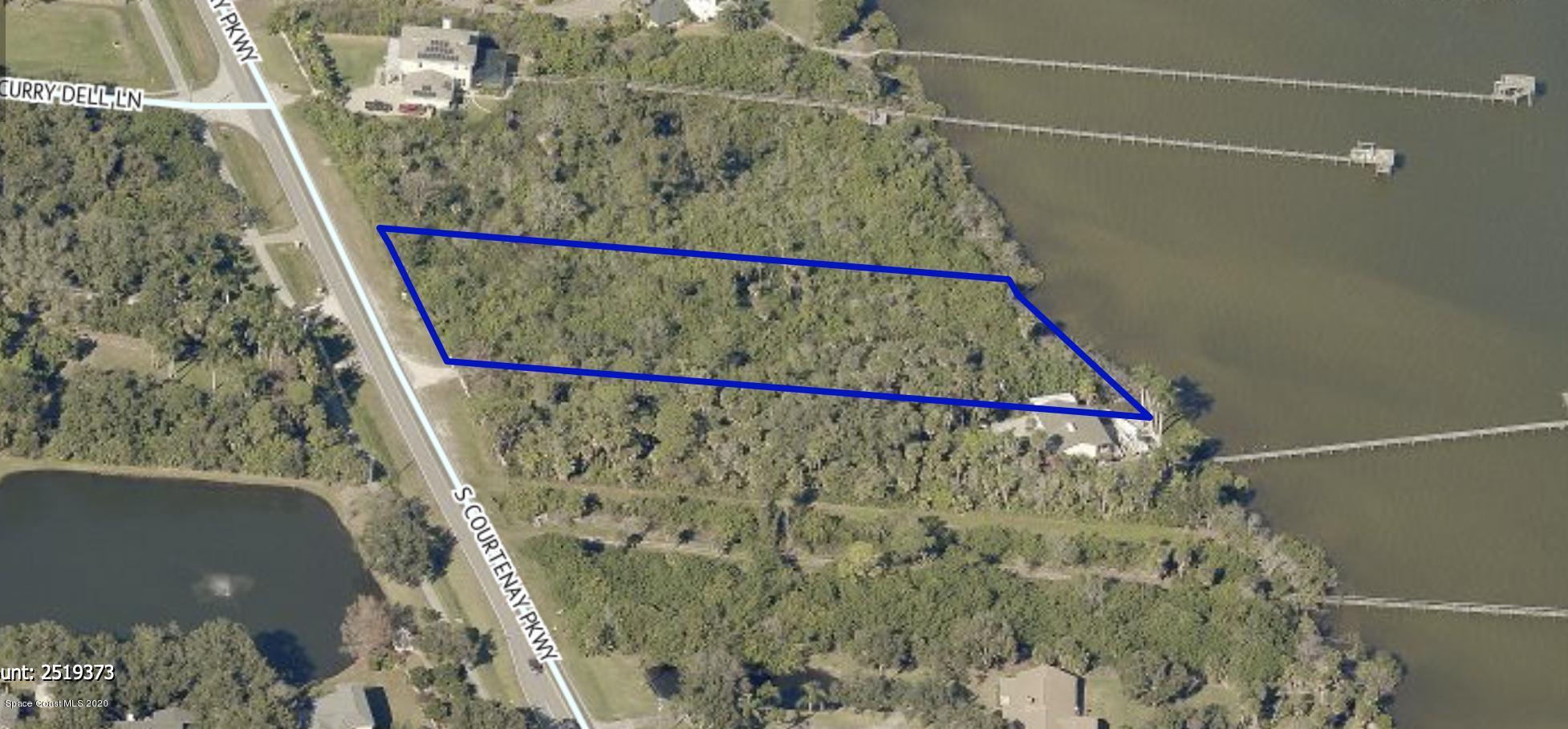 3860 S Courtenay Parkway S, Merritt Island FL 32952 - Photo 1