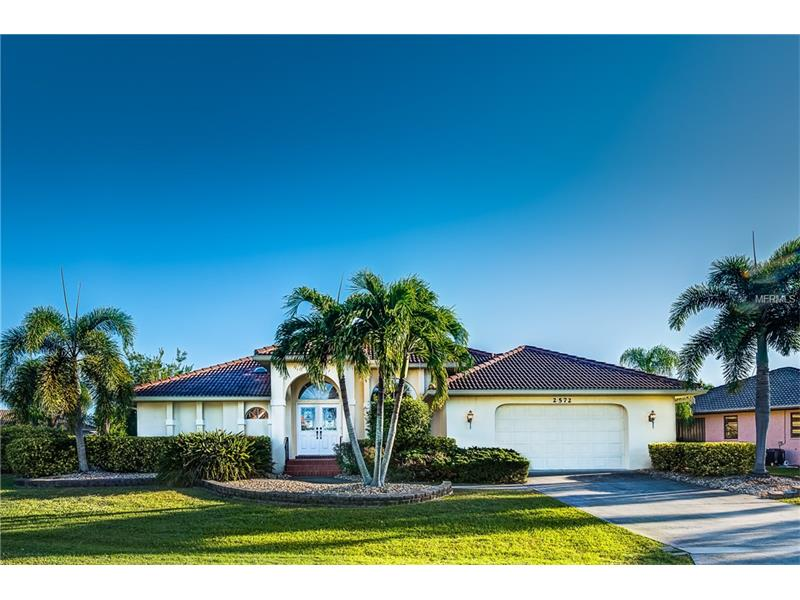 2572 Brazilia Court, Punta Gorda FL 33950 - Photo 1