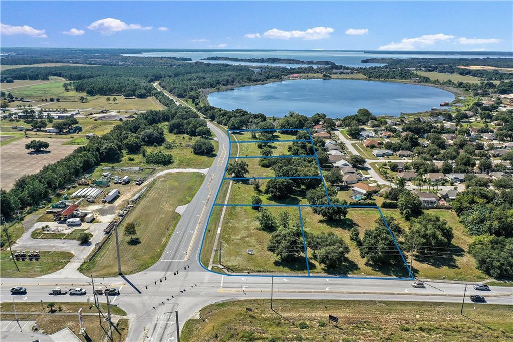 County Road 561 & Cr 448, Tavares FL 32778