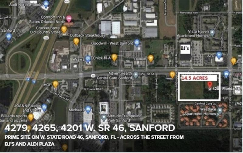 Expensive Sanford Real Estate
