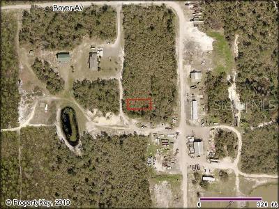 No Street, De Leon Springs FL 32130