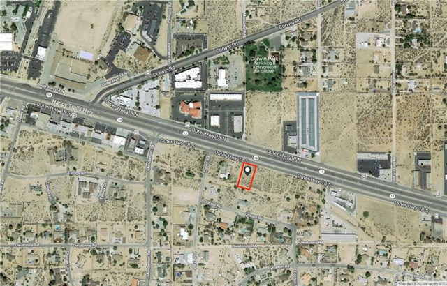 0 Hwy 18, Apple Valley CA 92307 - Photo 1