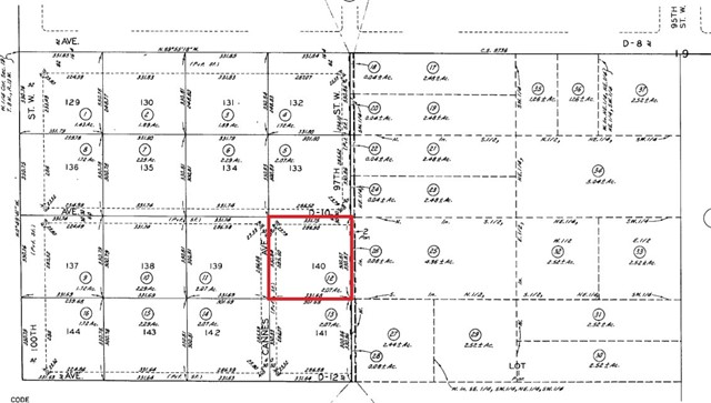 0 97th St West And Avenue D10 Avenue, Antelope Acres CA 93536 - Photo 1