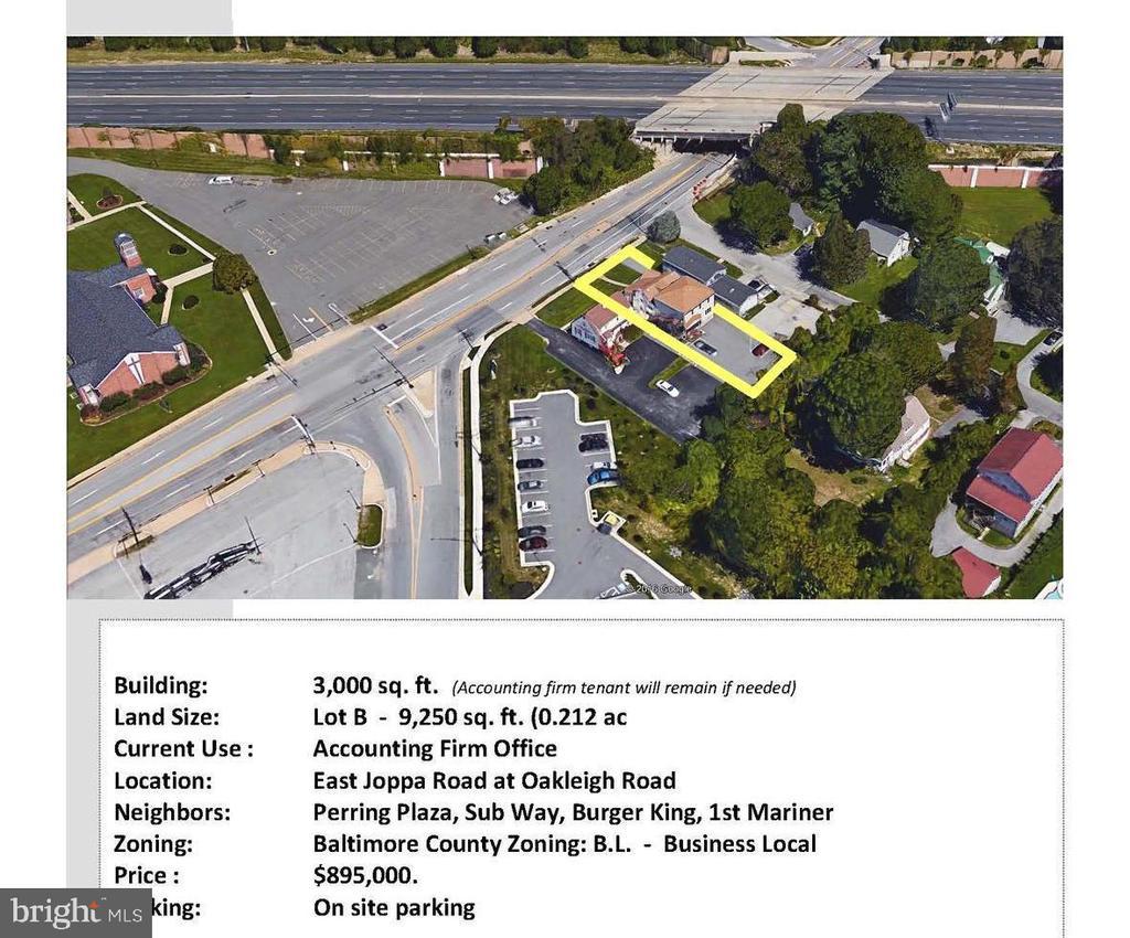 1807 E Joppa Road, Baltimore MD 21234 - Photo 1