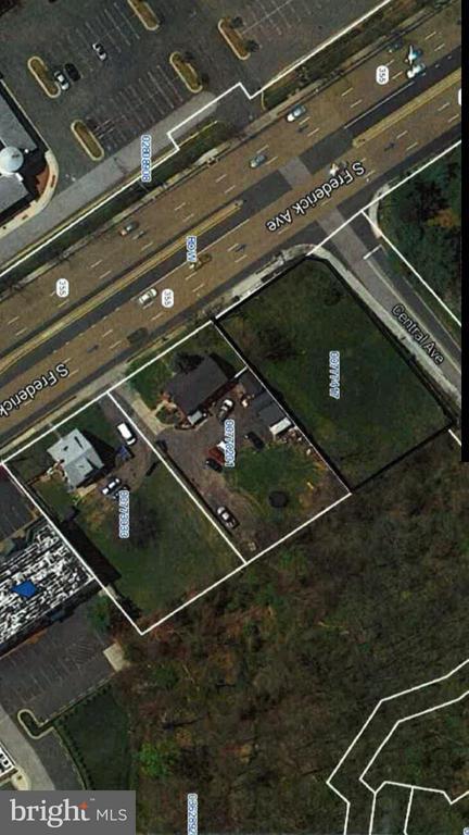601 Frederick Avenue S, Rockville MD 20877