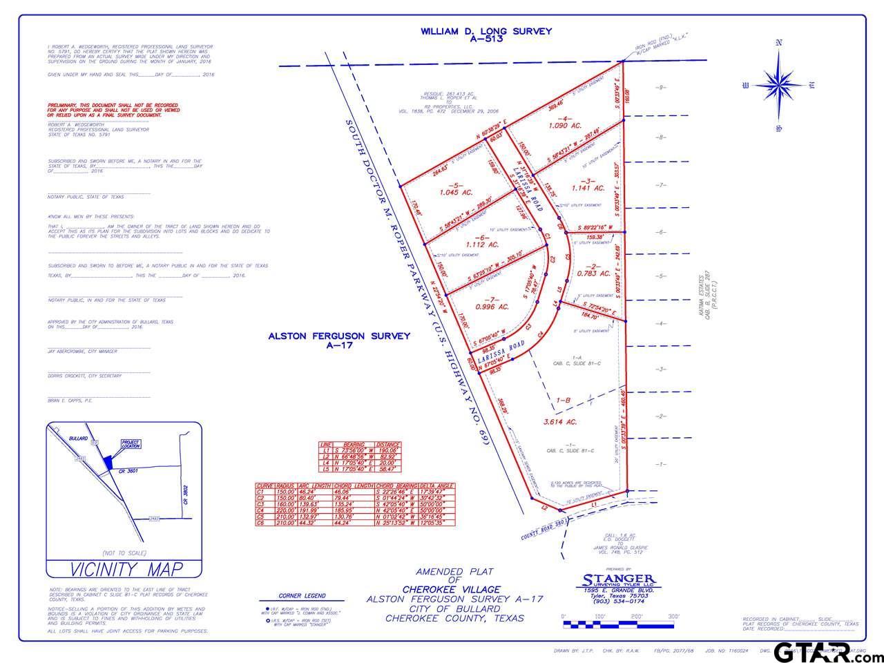 003 S Doctor M Roper Parkway (us Hwy 69), Bullard TX 75757 - Photo 1