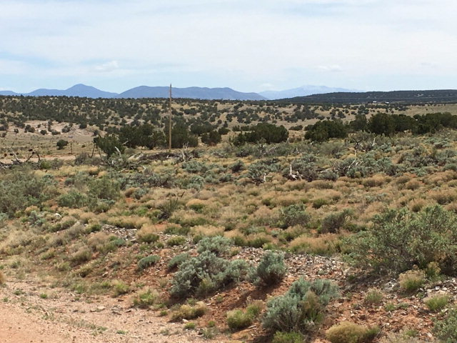 Lt. 69 Fence Line, Ancho NM 88301 - Photo 1